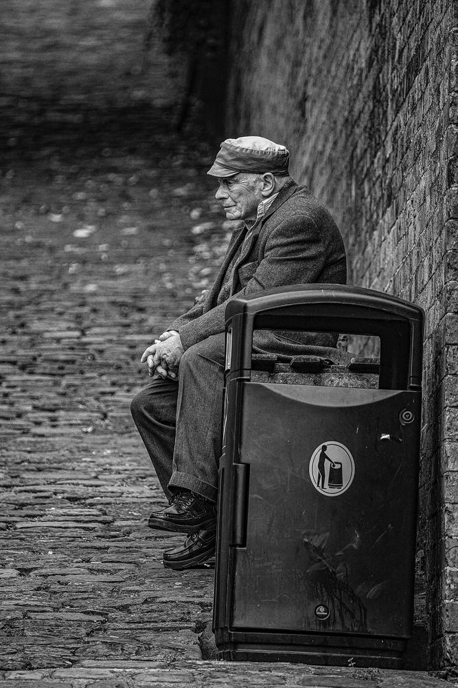 The Old Gentleman - Richard Broom Photography