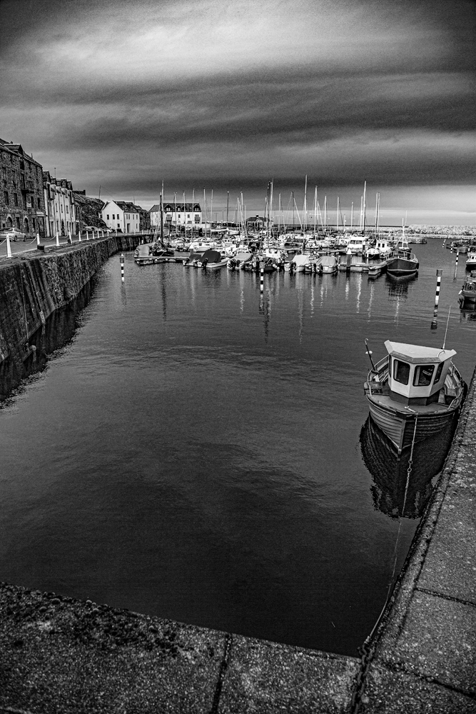 The Harbour (Banff,Scotland) - Richard Broom Photography