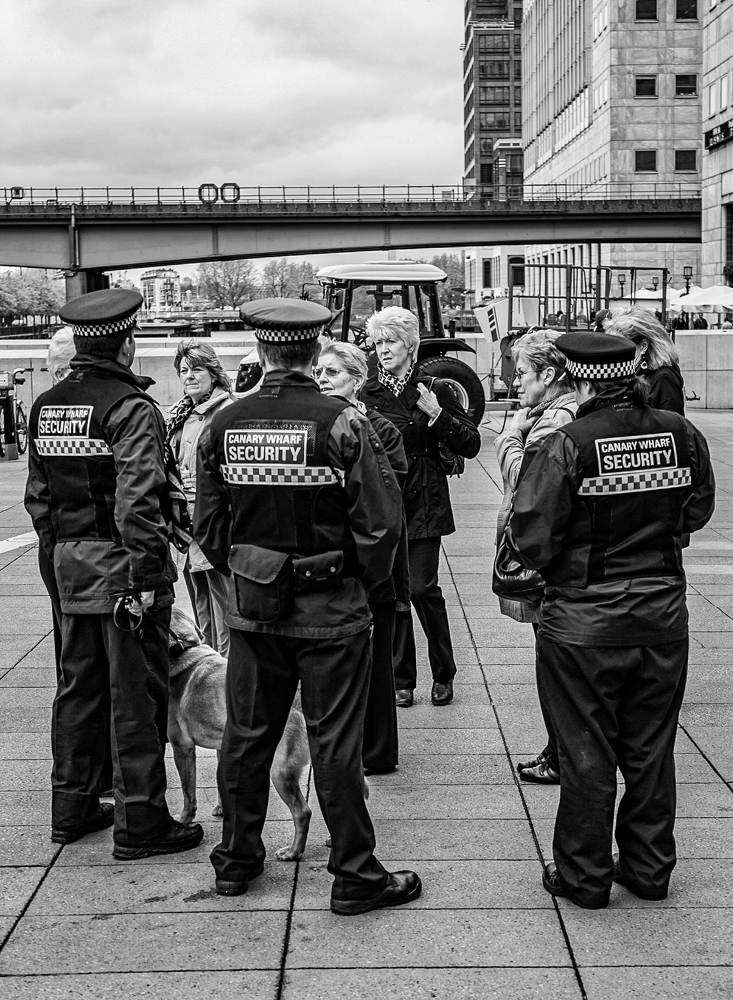 The Security Chaps - Richard Broom Photography
