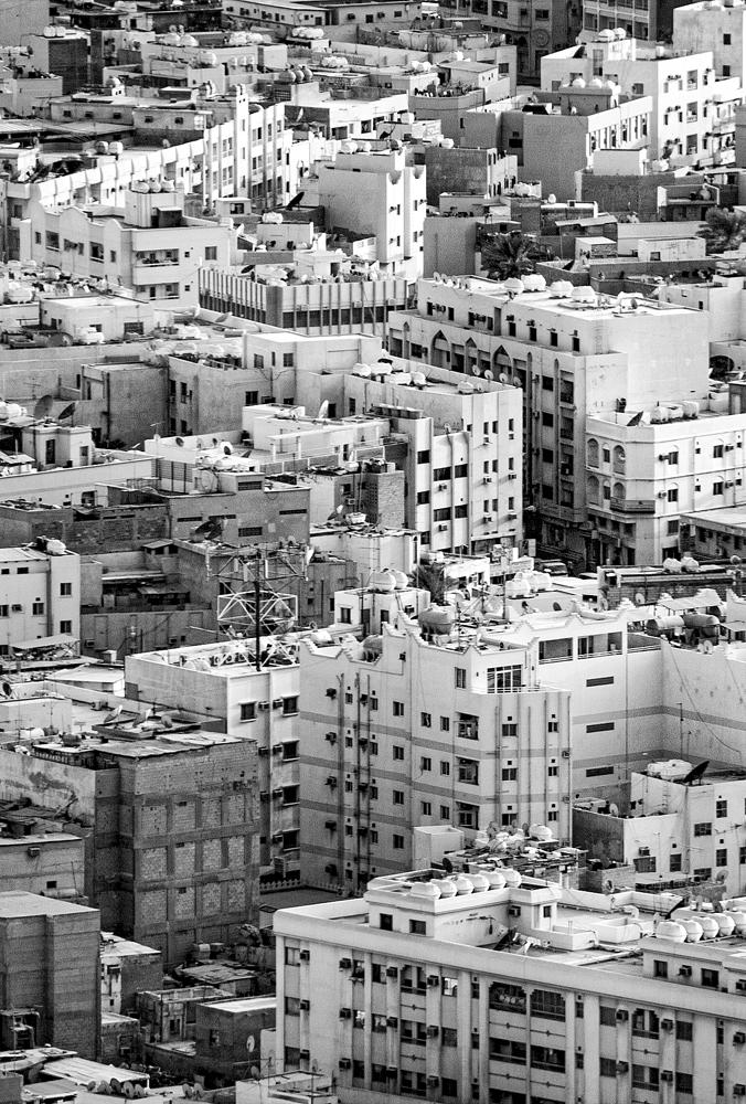The City (2) - Richard Broom Photography