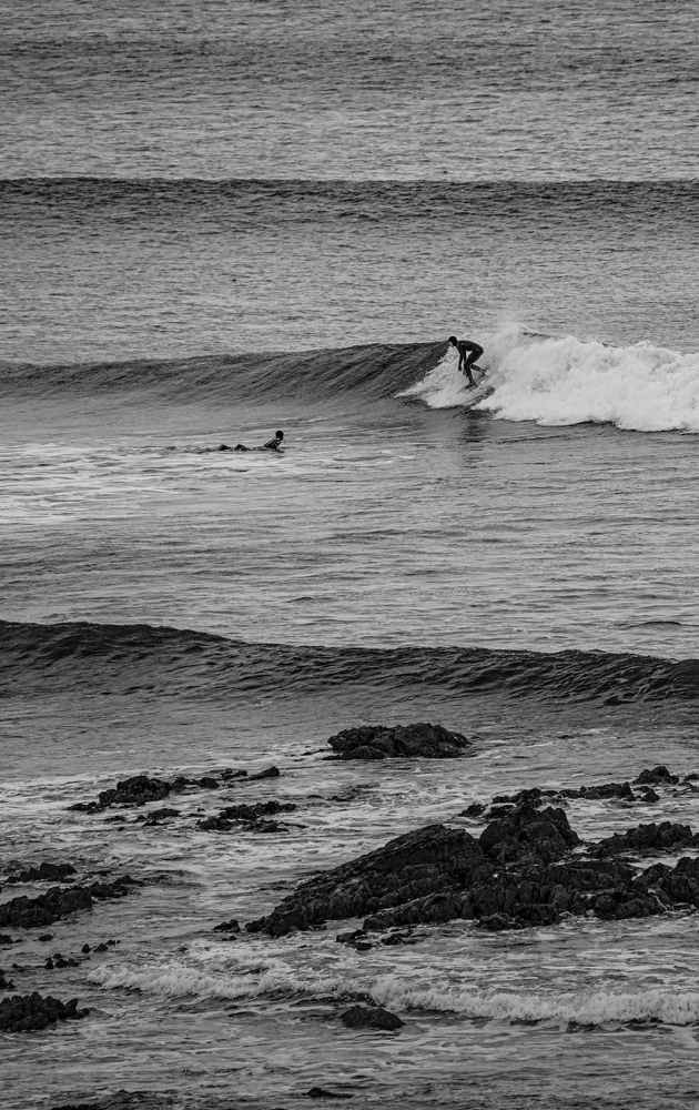 The Cold Weather Surfers - Richard Broom Photography