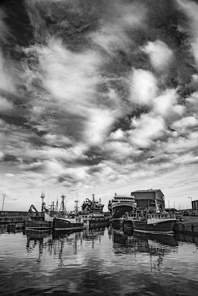 The Inner Harbour - Richard Broom Photography