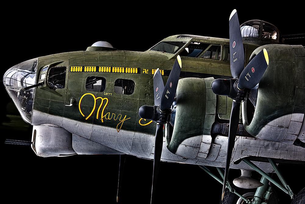 The Bomber - Richard Broom Photography