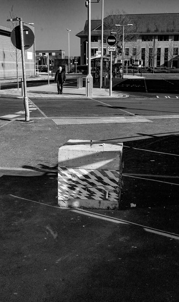 The Road Block - Richard Broom Photography