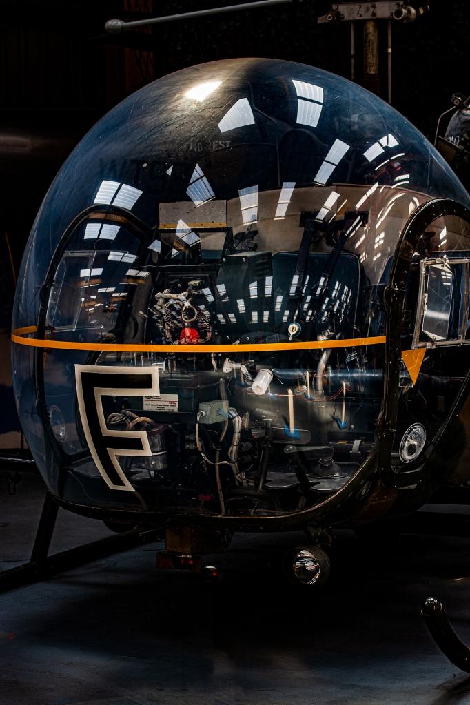 The Big Chopper - Richard Broom Photography