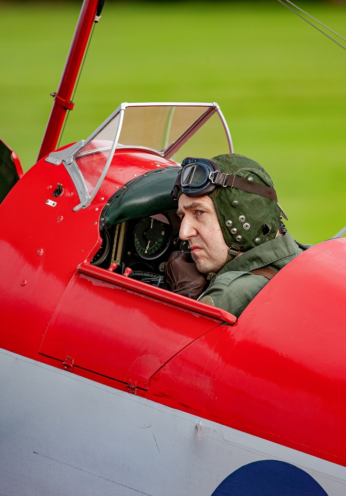 The Pilot (1) - Richard Broom Photography