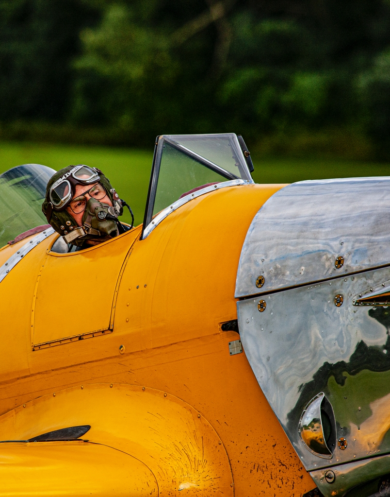 The Pilot (2) - Richard Broom Photography