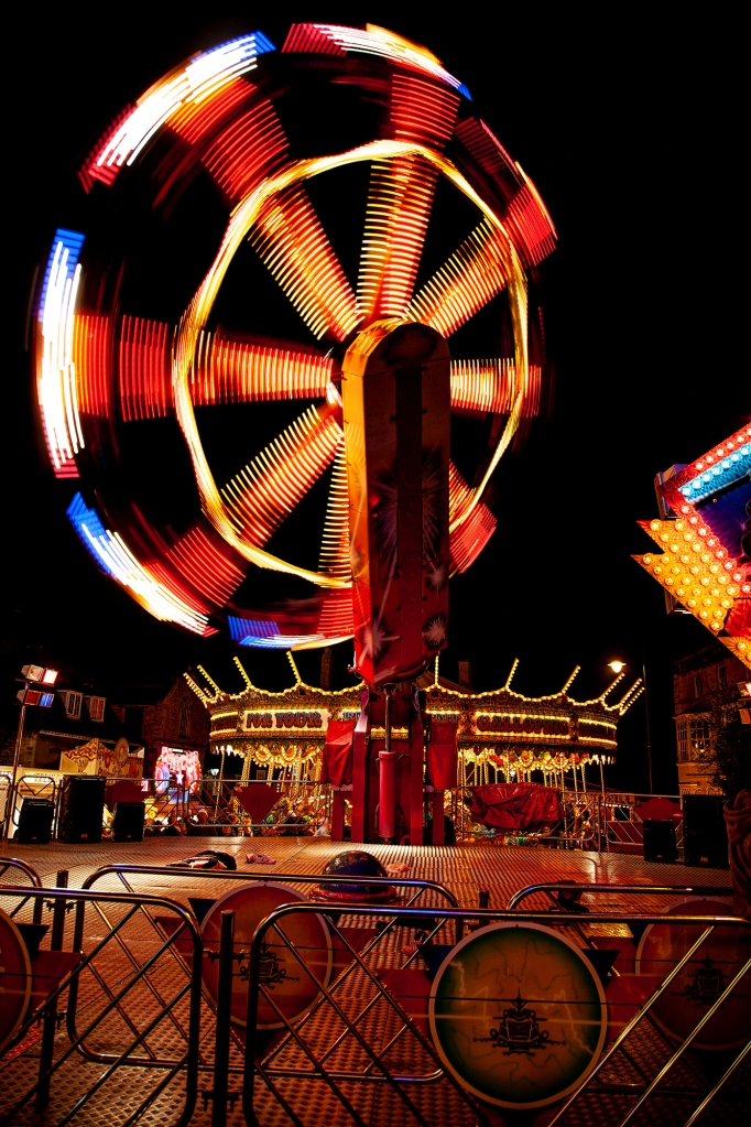 The Whizz Wheel - Richard Broom Photography