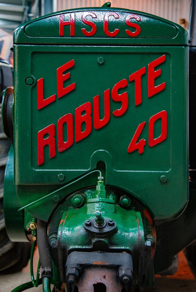 Le Robuste 40 - Richard Broom Photography