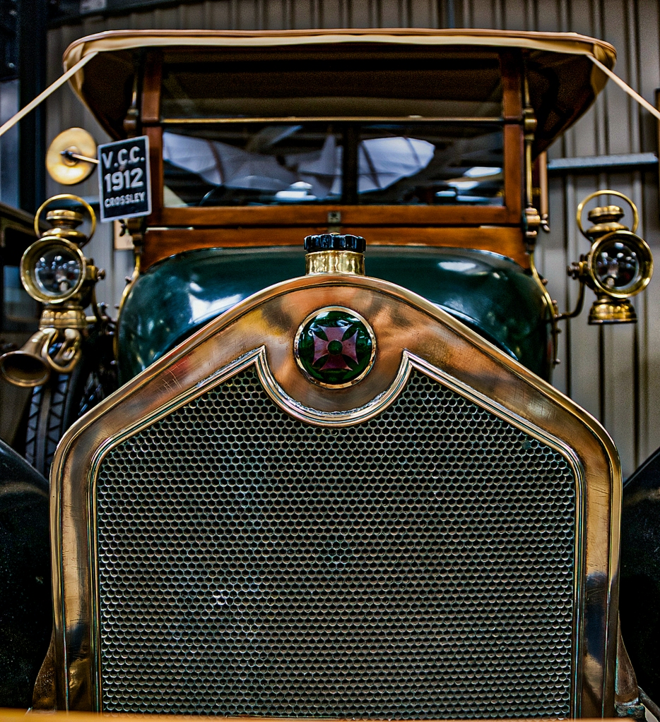 The Radiator Grille - Richard Broom Photography