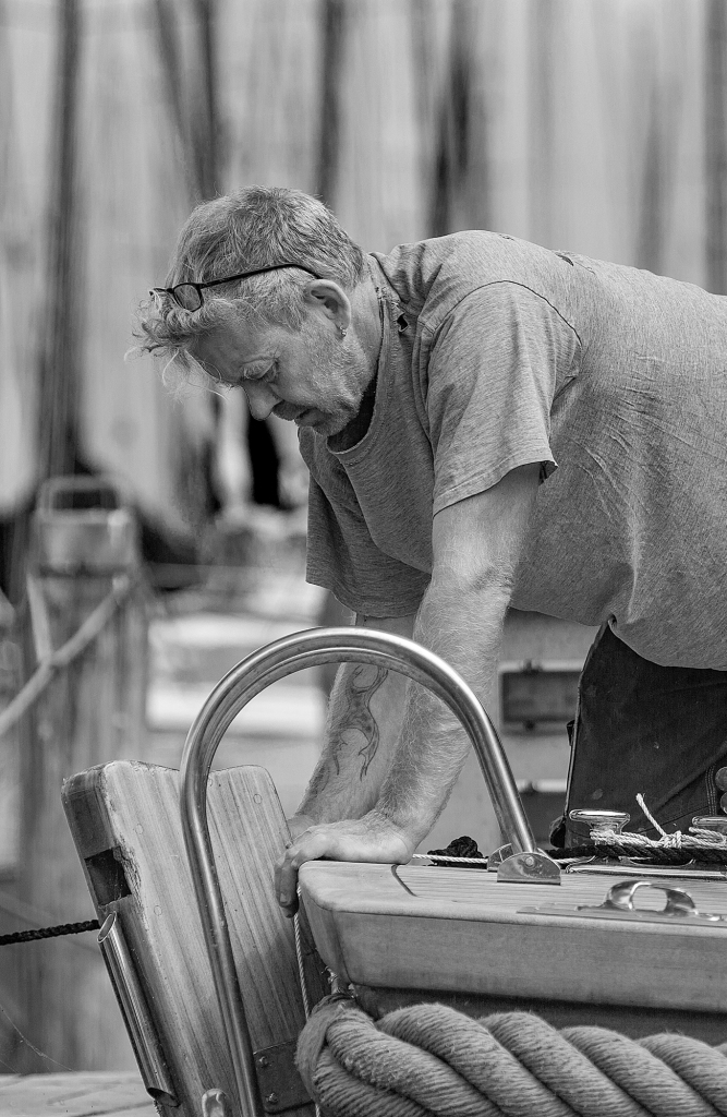 The Repair Work - Richard Broom Photography