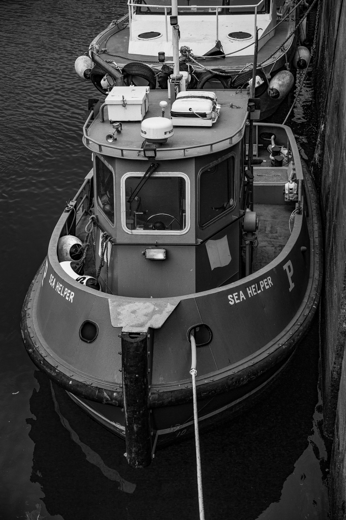 The Pilot Boat - Richard Broom Photography