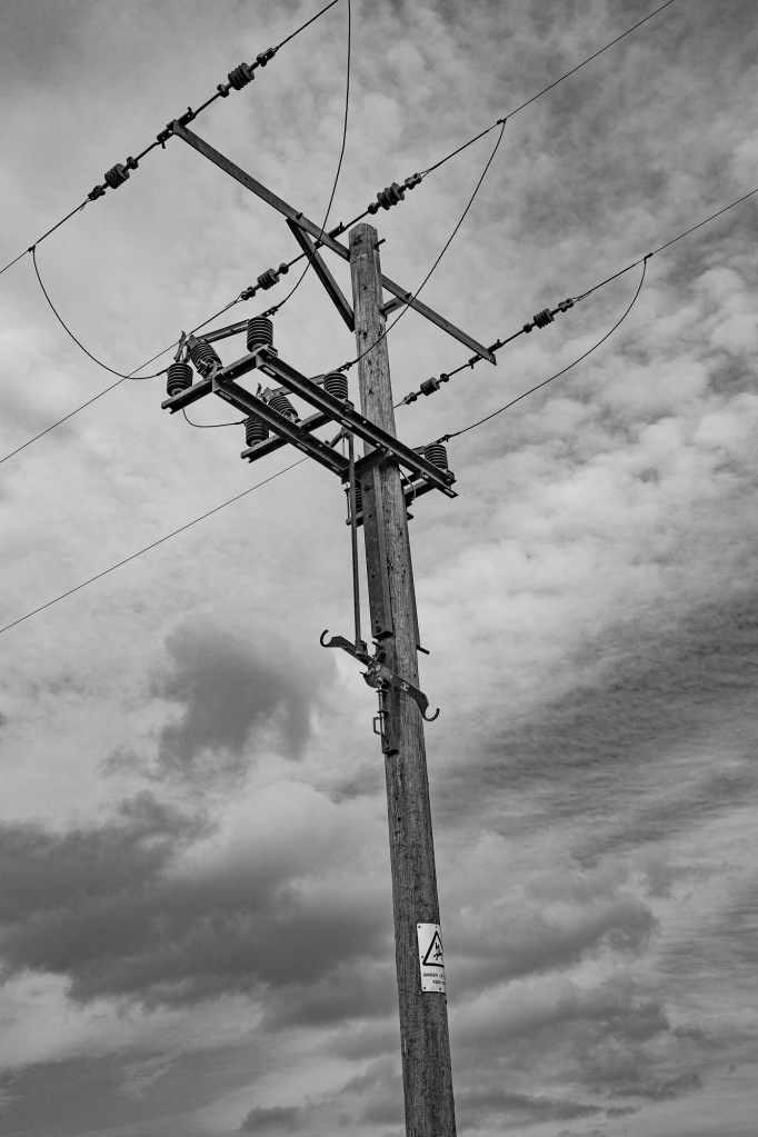 The Simple Things (2: electricity distribution). - Richard Broom Photography