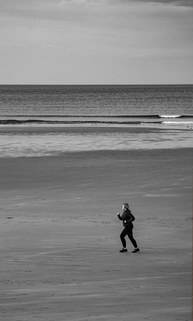 The Runner - Richard Broom Photography