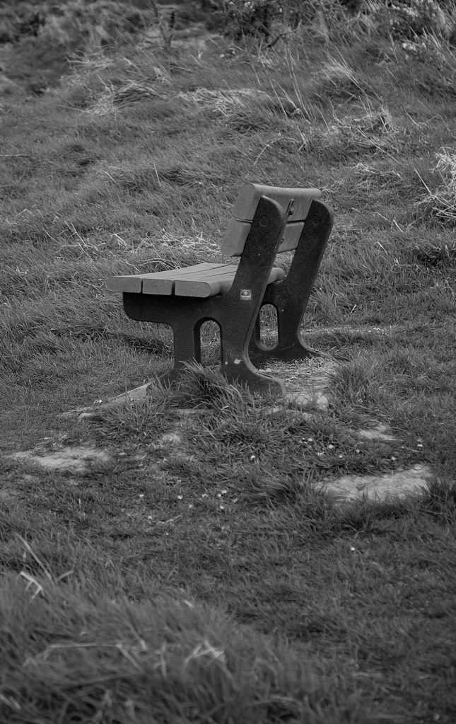 The Bench - Richard Broom Photography