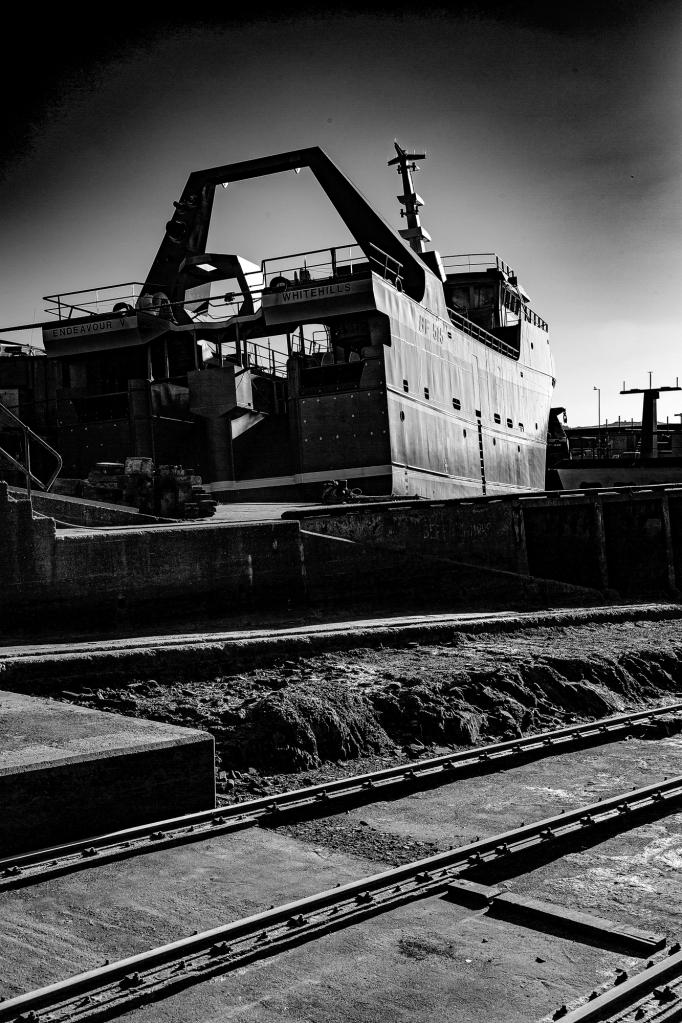 The Wrong Side of the Tracks - Richard Broom Photography