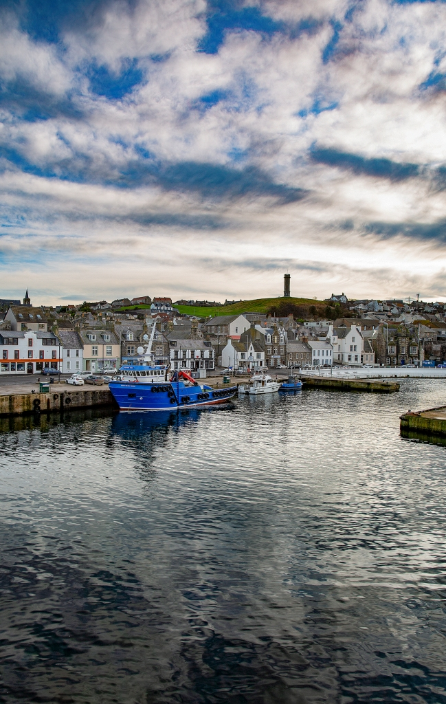 The Harbourat Dawn - Richard Broom Photography