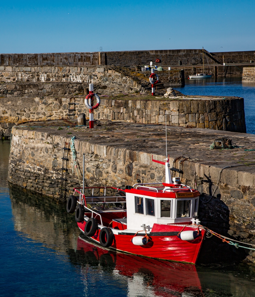 The Harbour, Portsoy - Richard Broom Photography