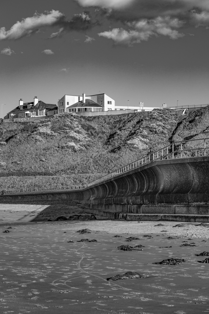 The Houses on the Clifftop - Richard Broom Photography