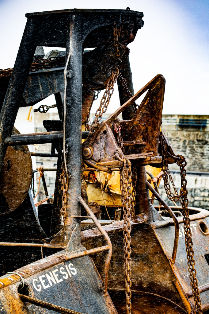 The Lifting Tackle - Richard Broom Photography