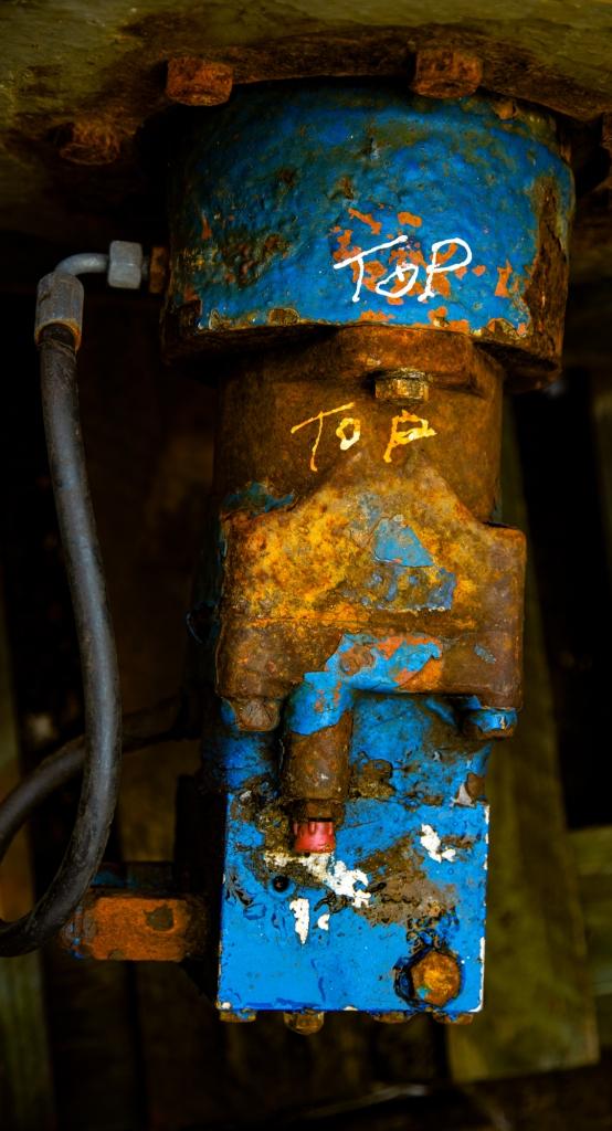 The Other Rusty Gizmo - Richard Broom Photography