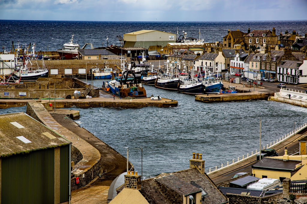 The Harbour - Richard Broom Photography