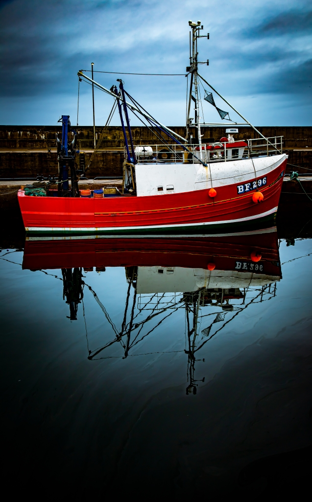 The Fishing Vessel - Richard Broom Photography