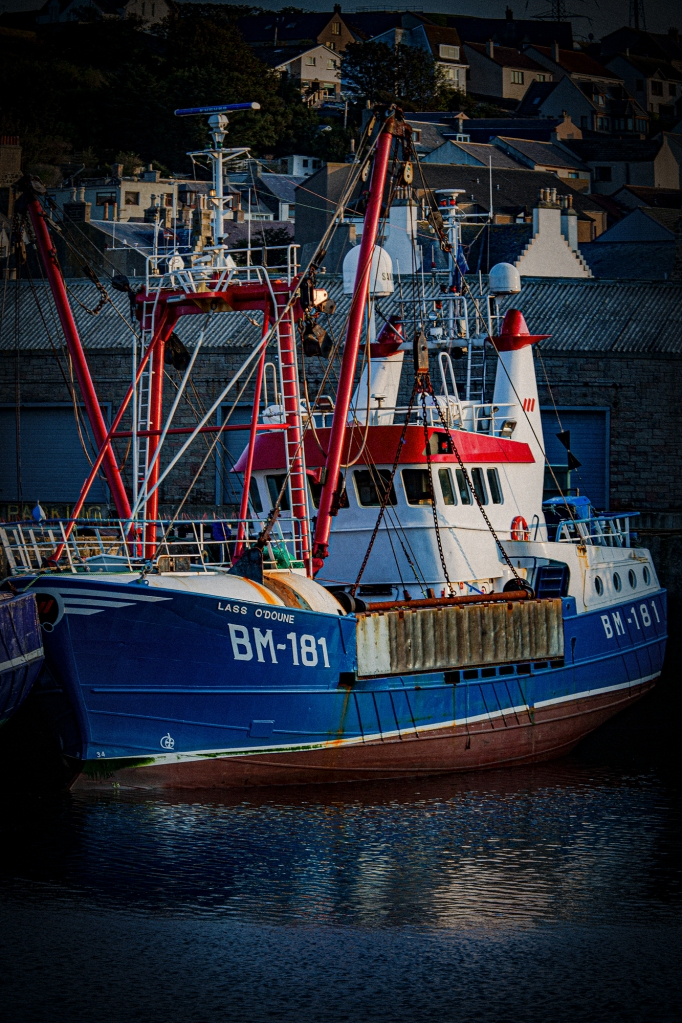 The Lass O'Doune - Richard Broom Photography