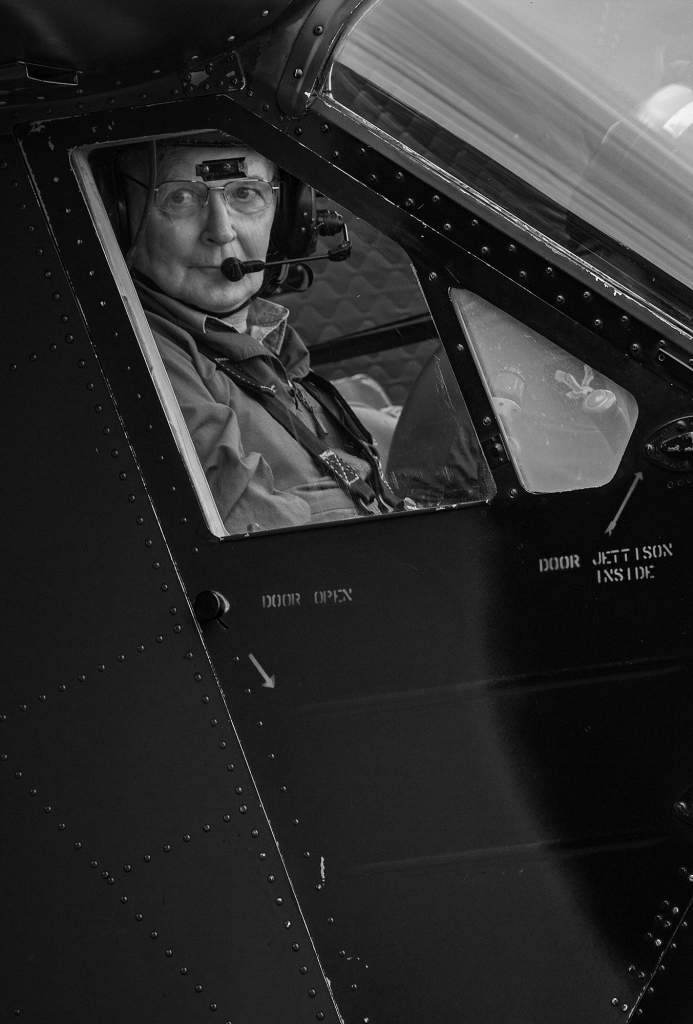 The Pilot - Richard Broom Photography