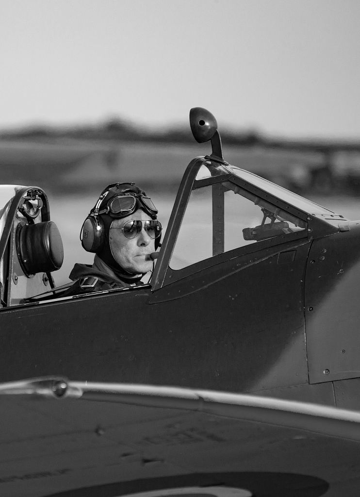 The Pilot (3) - Richard Broom Photography