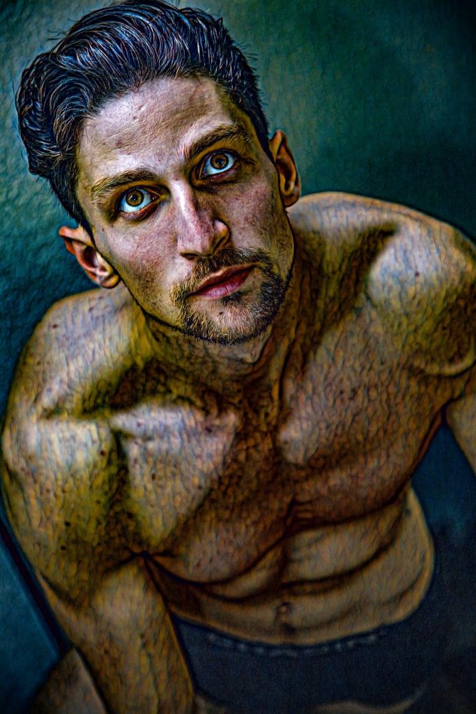 The Model - Richard Broom Photography