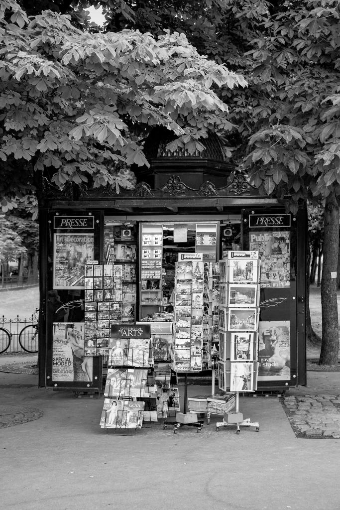 The Kiosk - Richard Broom Photography