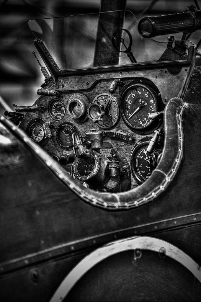 The Cockpit - Richard Broom Photography
