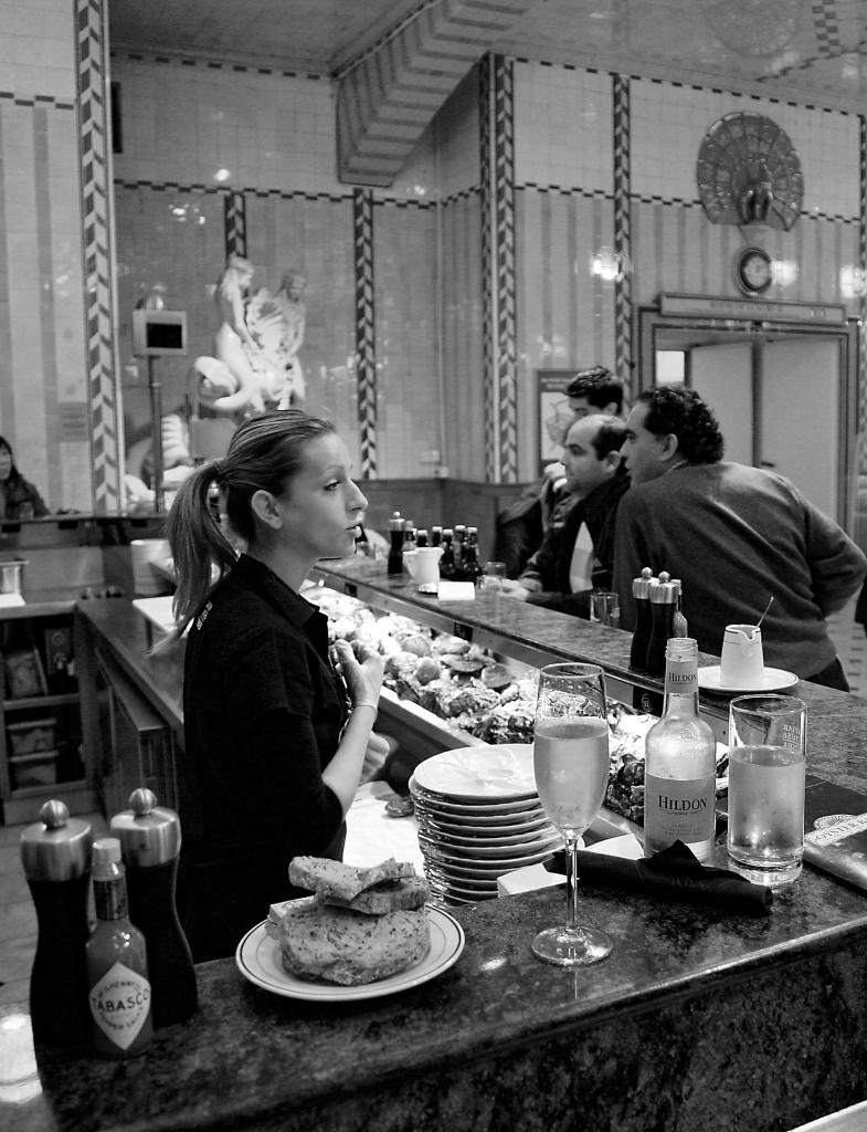 The Oyster Bar - Richard Broom Photography