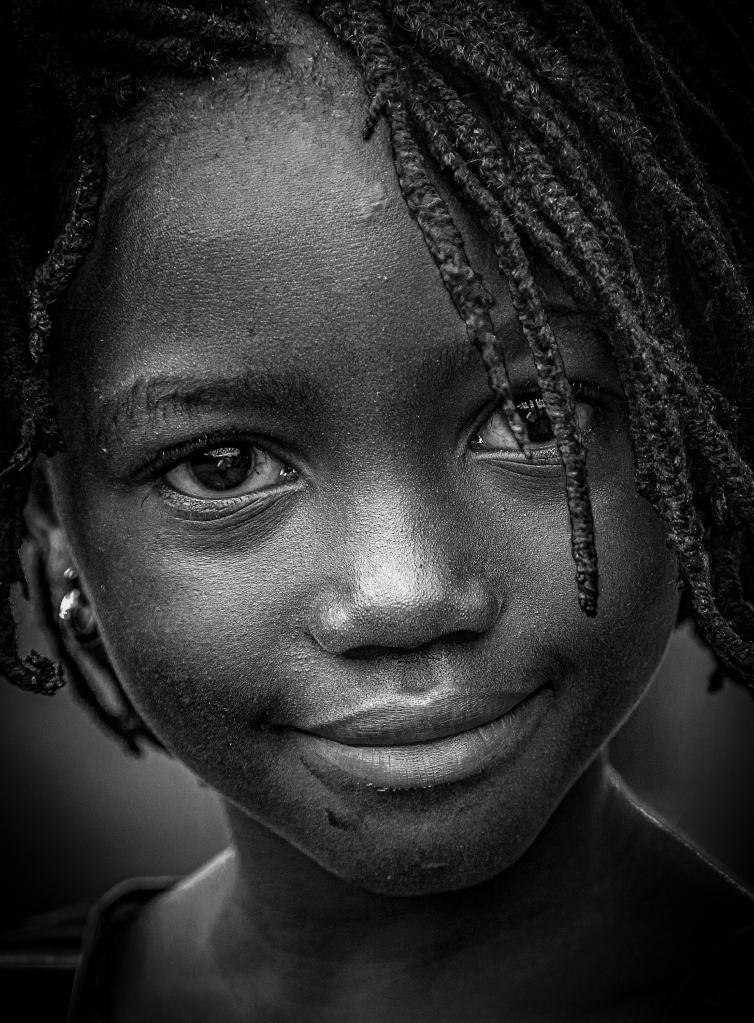 The Girl - Richard Broom Photography