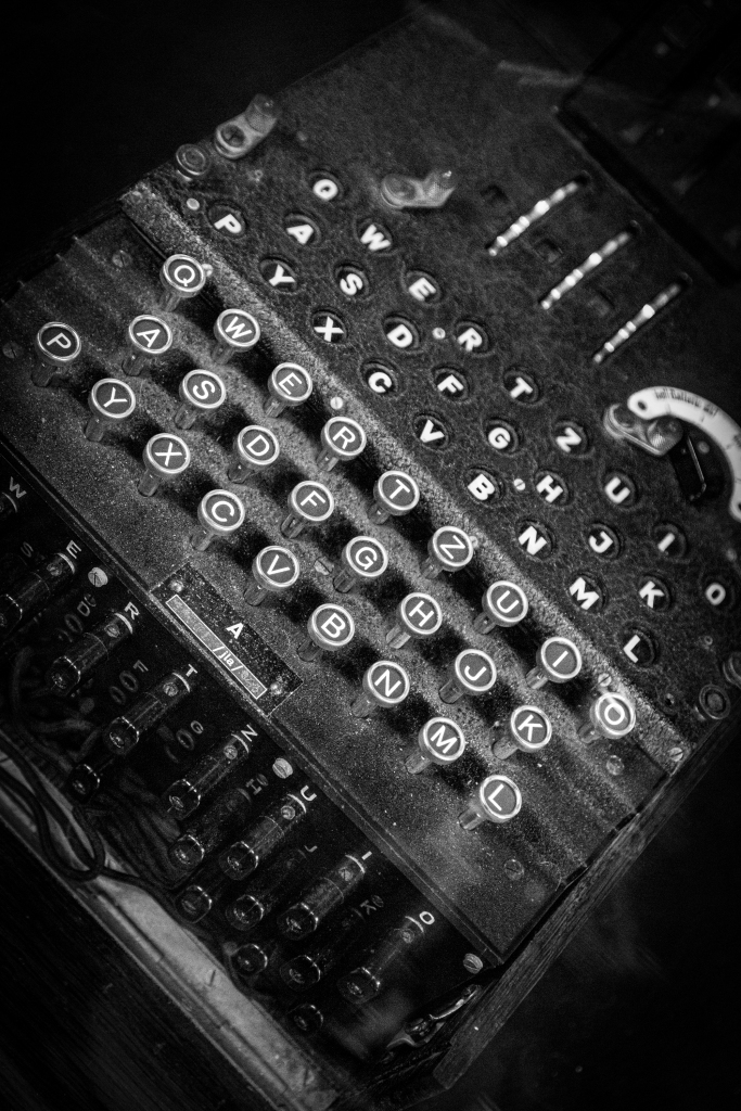The Cypher Machine