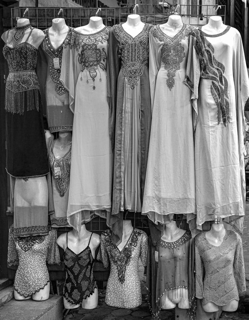 The Dressing Up Rack