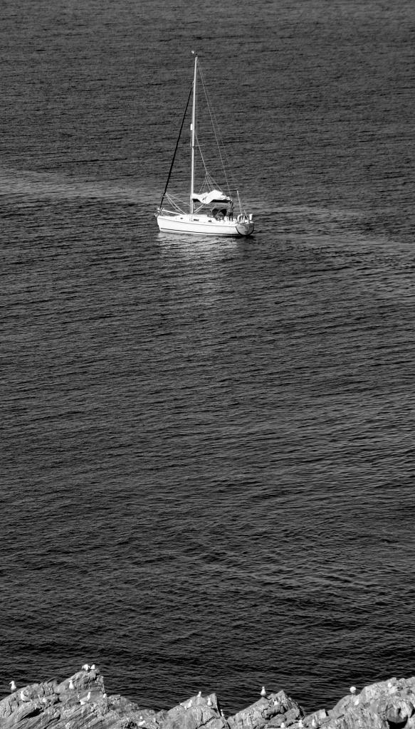 The Faraway Yacht