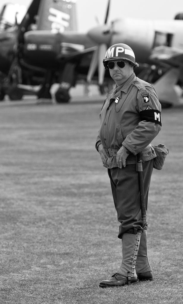 The Military Policeman